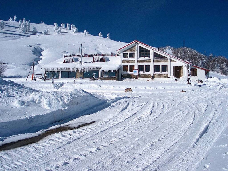 Vasilitsa Ski Center